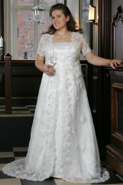 Grace Brudekjole A041-XL