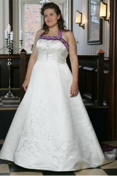 Grace Brudekjole AA014-XL