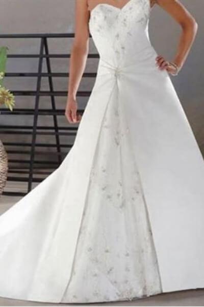 Grace brudekjole A052
