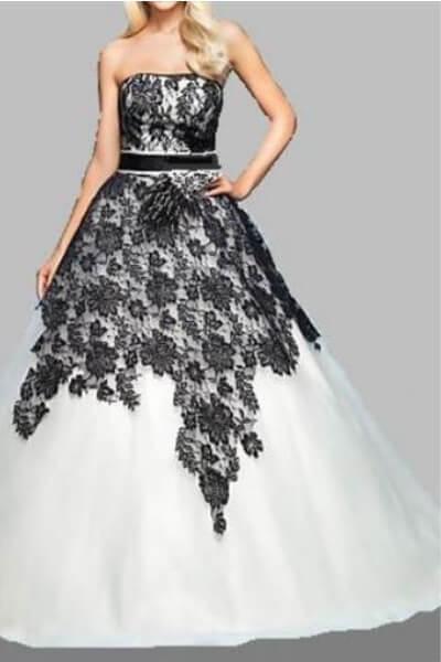 Grace brudekjole CA003