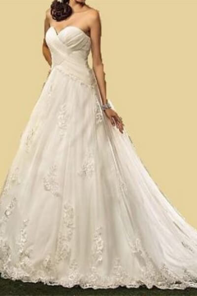 Grace brudekjole CA025
