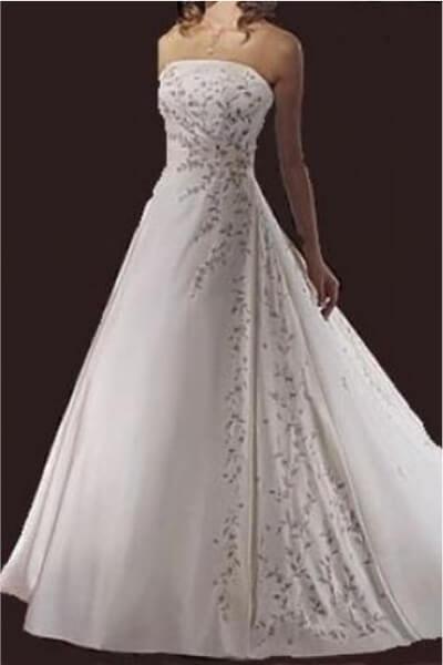 Grace brudekjole CA027