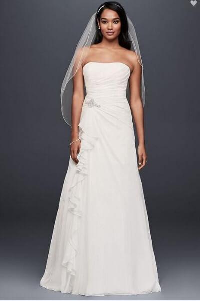Grace brudekjole DR-10