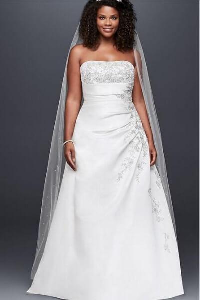 Grace brudekjole DR-16