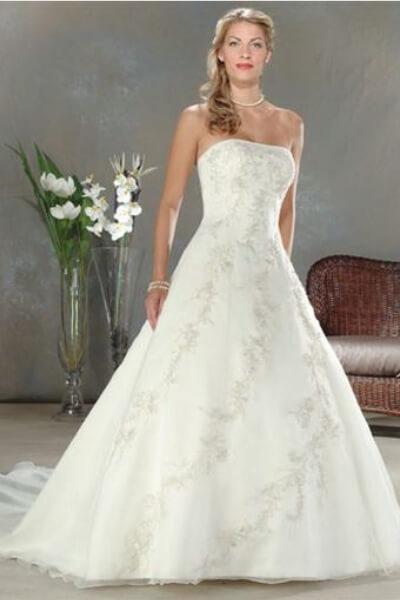 Grace brudekjole EU60