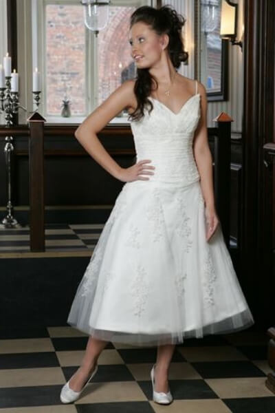 Grace brudekjole LACE001