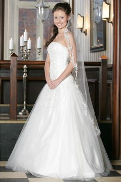 Grace brudekjole YY071