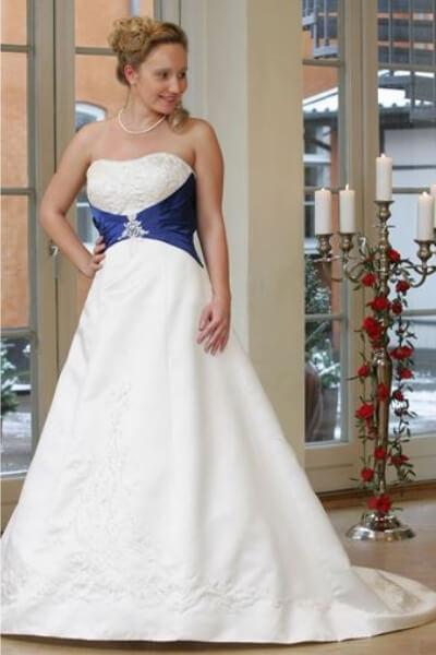 Grace brudekjole til gravide AA013