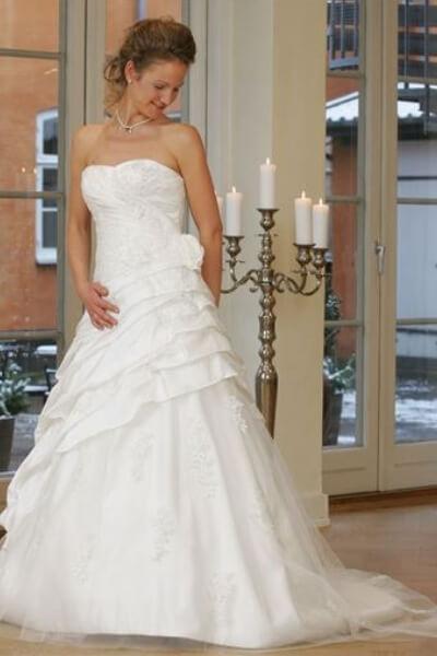 Grace brudekjole til gravide LS017