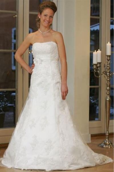 Grace brudekjole til gravide YY062