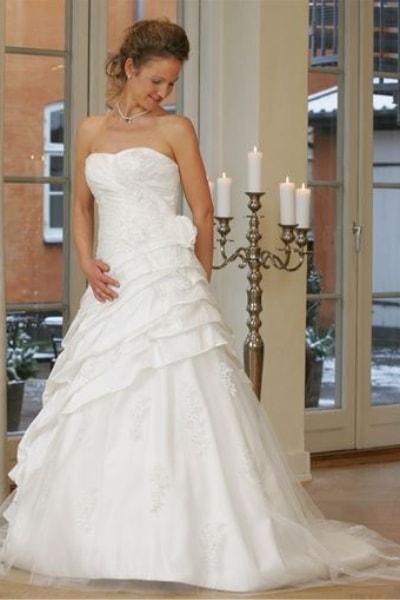 Grace brudekjole ls017