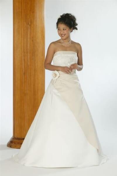 Patricia brudekjole 11-P