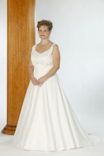 Patricia brudekjole 34D-XL